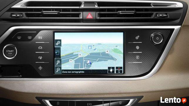 Aktualizacja GPS wgrywanie nawigacji Peugeot Citroen 508 C4