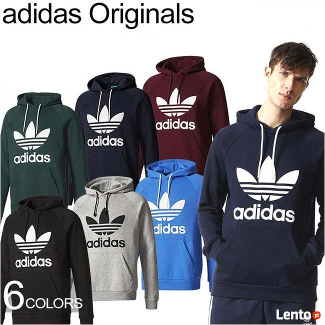 Archiwalne Bluza Adidas Originals Trefoil Piotrków Trybunalski