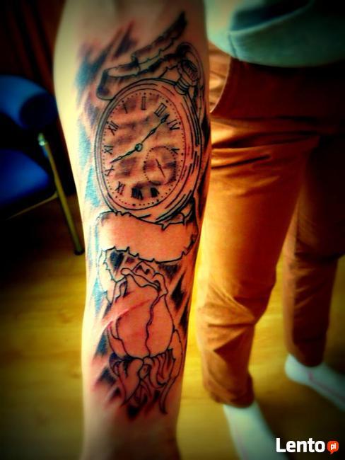 Archiwalne Tattoo Tatuaż Tatuaże Artystyczne Covery