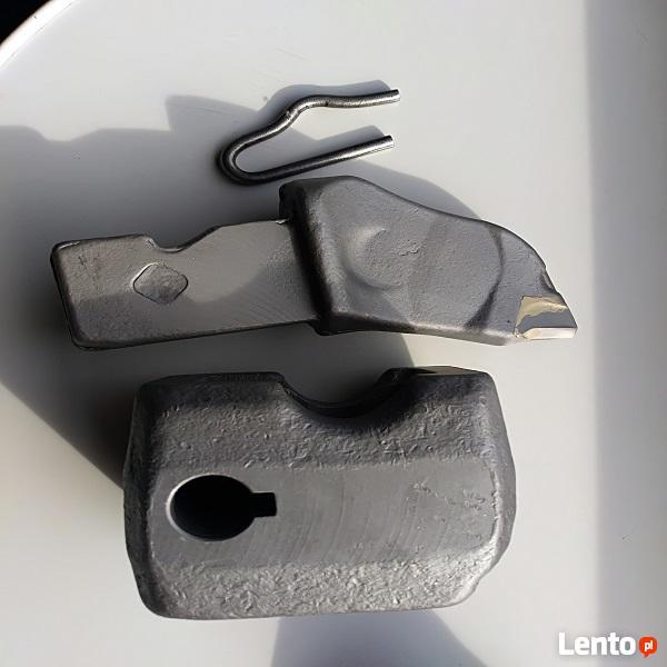 Sztyfty (Zęby) węglików spiekanych do frezy