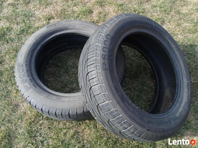 Okazja Opony Letnie 185 60 R15 Pirelli P6000 Bieżnik 65mm Konin