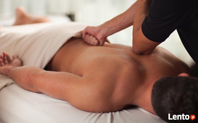 Rwa kulszowa, bóle pleców i inne profesjonalne masaże zdrowo