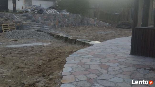 Kamień polny łupany