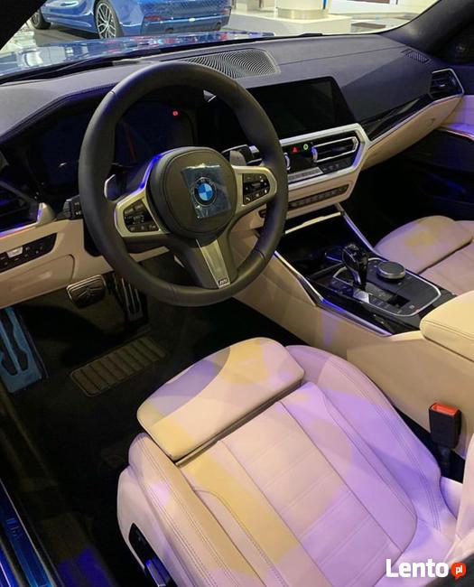 BMW 318d G20 nowy model 2019