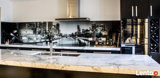 Szkło Do Kuchni Panele Szklane Dowolne I Własne Wzory Nowy Sącz