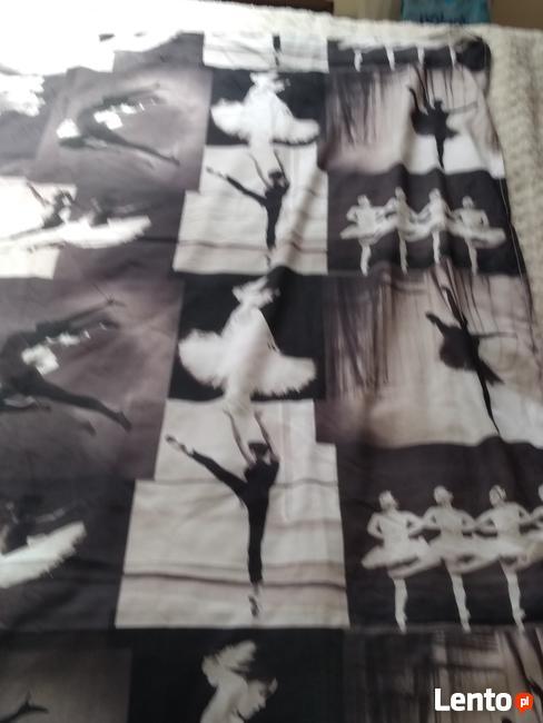 Firanka w baletnice
