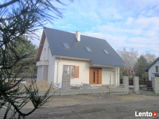 Nowy dom 120 m działka 500 m2 na pograniczu Białołęki i Niep