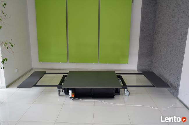 Stół warsztatowy podnoszony elektrycznie