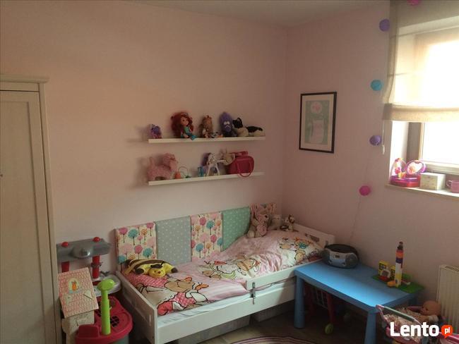 Dwupoziomowe mieszkanie na Ołtaszynie