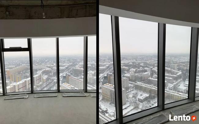 Apartament w sky tower