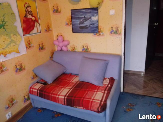 Pokój umeblowany w bloku 8p od zaraz