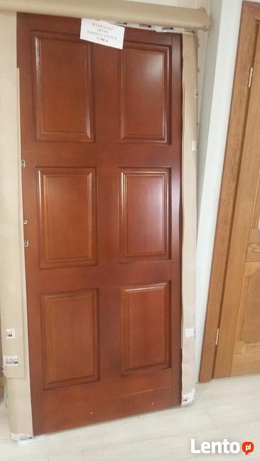 Drzwi wejściowe zewnętrzne Stolbud Włoszczowa
