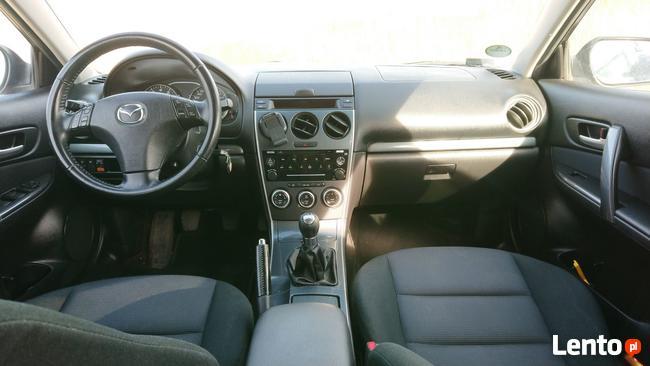 Mazda 6 Kombi 2005 1.8 LPG, klimatronik, tempomat