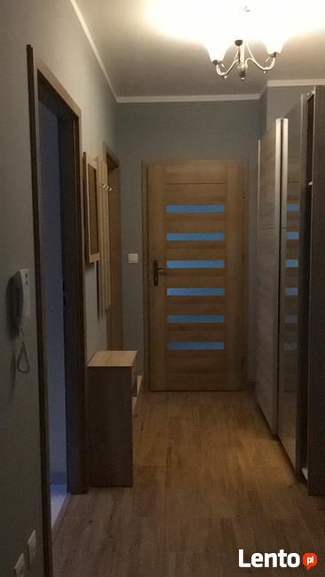 Nowe komfortowe mieszkanie z miejscem parkingowym wynajmę