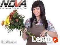 Kurs bukieciarz-florysta z NOVA CE