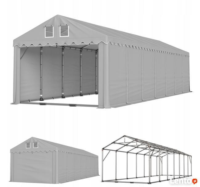 Namiot PRESTIGE 6x14 -3m magazynowy handlowy wiata garaż