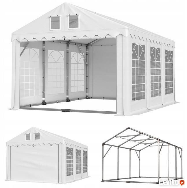 Namiot PRESTIGE 4x6-2,6m ogrodowy imprezowy