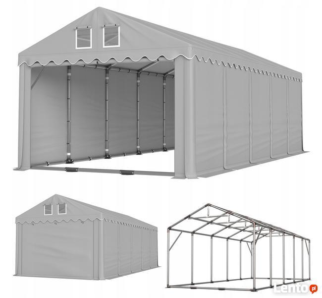 NAMIX Namiot PRESTIGE 5x10 2,6 m magazyn garaż 50m