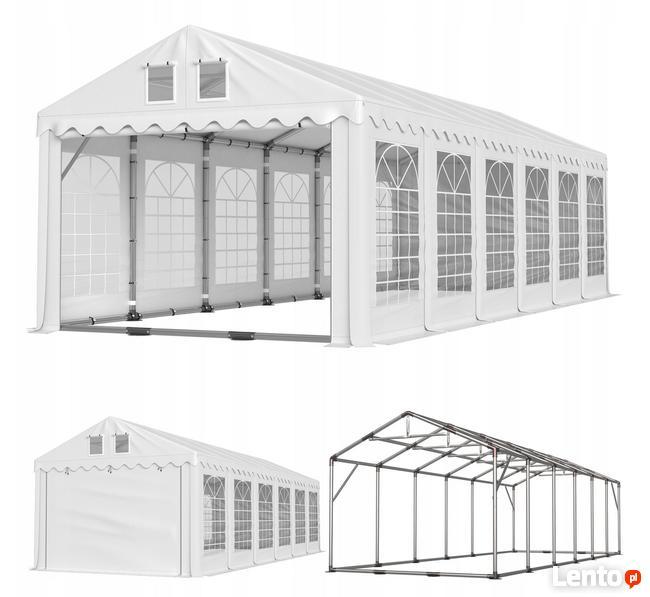 Namiot PRESTIGE 6x12 -2,6m ogrodowy imprezowy