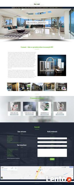 Strony www - projektowanie i tworzenie