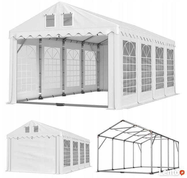 Namiot PRESTIGE 4x8-2,6m ogrodowy imprezowy