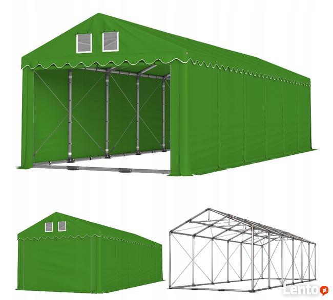 Namiot PRESTIGE 8x12 -3m magazynowy handlowy wiata garaż