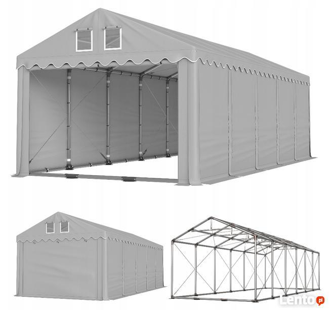Namiot PRESTIGE 8x10 -3m magazynowy handlowy wiata garaż