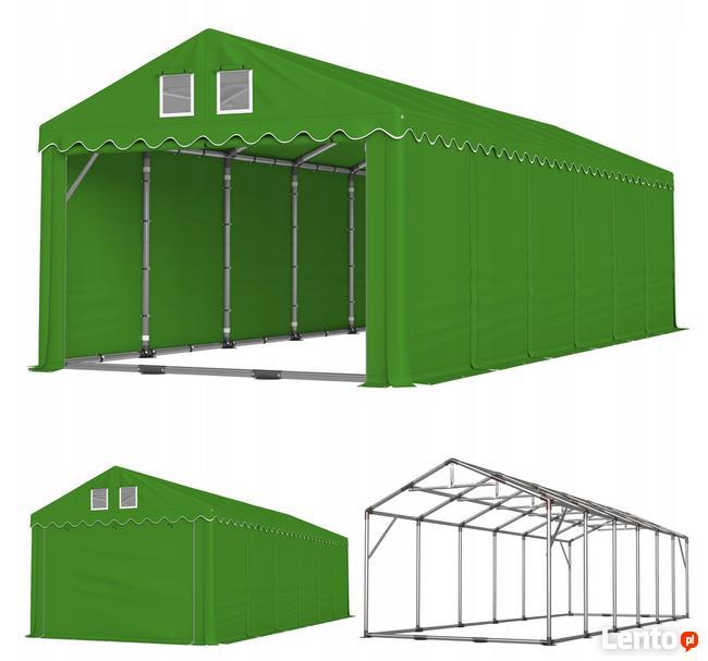 Namiot PRESTIGE 6x12 -3m magazynowy handlowy wiata garaż