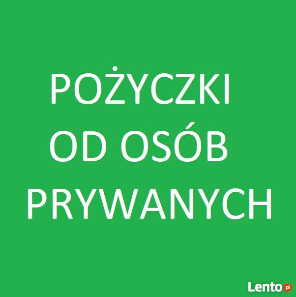 Pożyczki prywatne przez internet na dowolny cel!