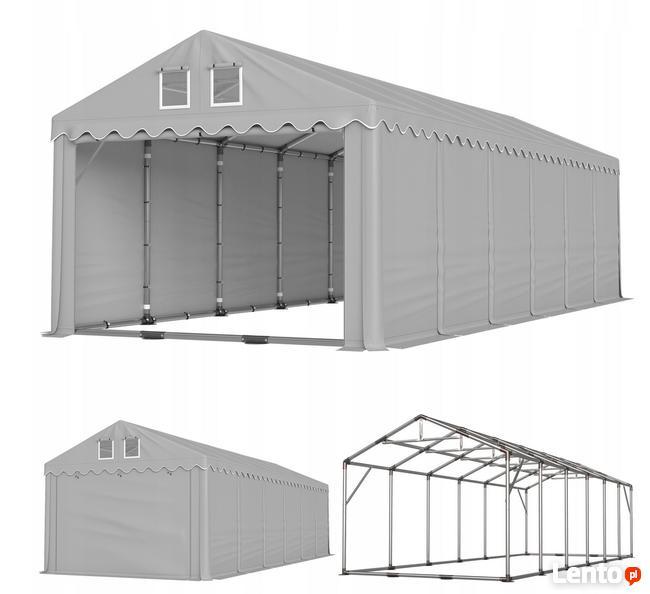 Namiot PRESTIGE 6x12 -2,6m magazynowy handlowy wiata garaż