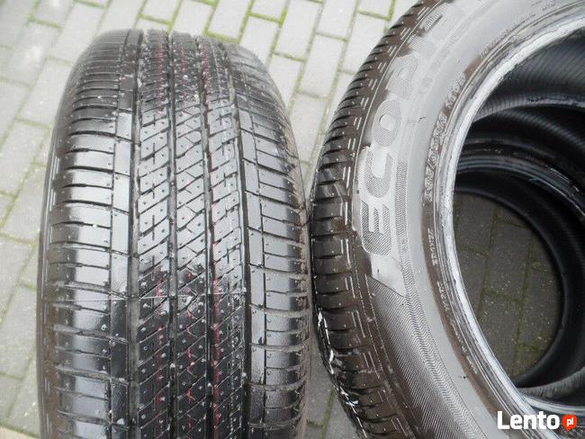 Komplet opon letnich Bridgestone ECOPIA H/L 422 plus 235/55