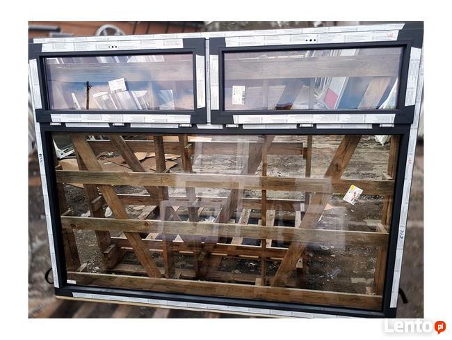 WYPRZEDAŻ okien i drzwi, parapety rolety TANIO (200-800,-zł)