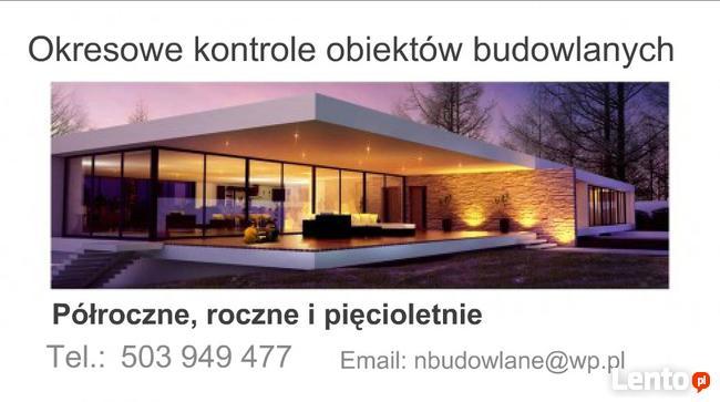 Przeglądy i kontrole okresowe obiektów budowlanych Kraków