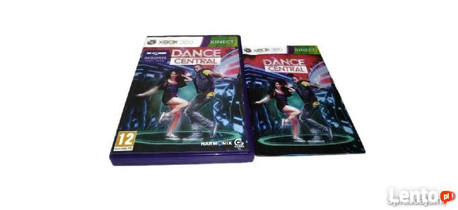 DANCE CENTRAL KINECT XBOX 360 !!!