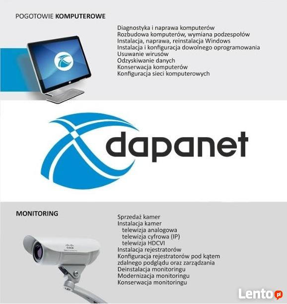 Najlepsza firma ever! Serwis komputerowy, monitoring, alarmy