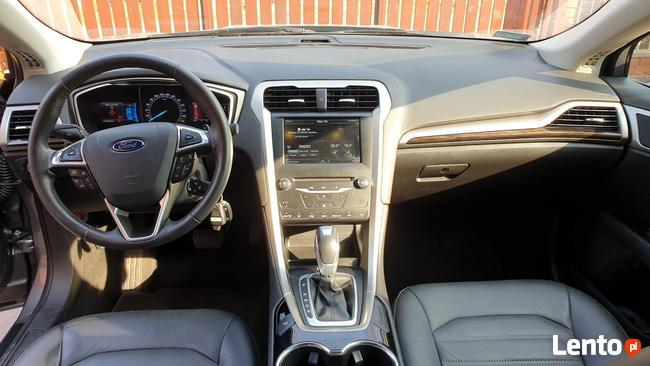 Ford Fusion 2014, ECOBOOST, 57000 km, GAZ, ZAREJESTROWANY