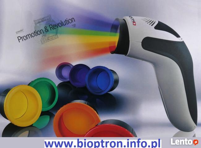 Lampy Bioptron, promocje, porady