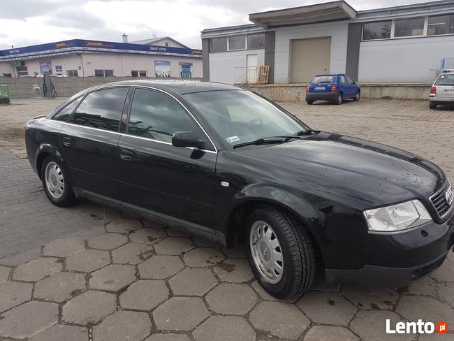 Sprzedam Audi a6c5 1998r 231tys.km 2,4 benzyna