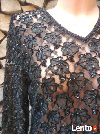 Sukienka koronkowa marki Opera at Richards roz.m