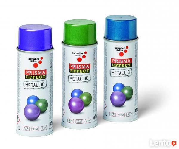 PRISMA EFFECT METALLIC Pigmenty Metaliczne 400ml NIEBIESKI