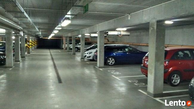 Do wynajęcia miejsce parkingowe w hali garażowej