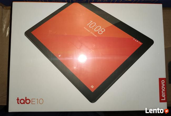 Tablet Lenovo tab E10 LTE