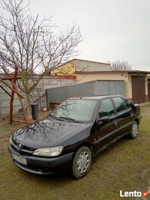 Sprzedam Peugeot 306!