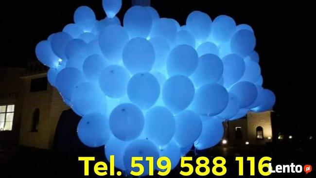 Hel do balonów warszawa balony z helem wawa brama z balonów
