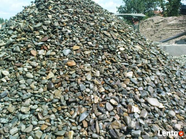 Kliniec, Kamień drenacyjny, Kruszywo, Grys, Tłuczeń, Piasek