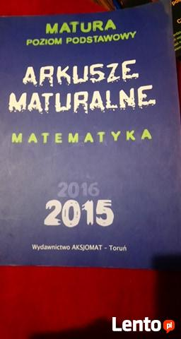 testy maturalne z matematyki 2021