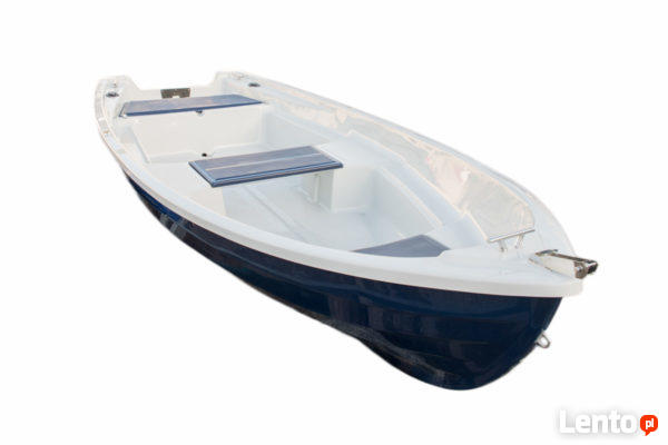 Łódka wędkarska NECKO 380 PRS