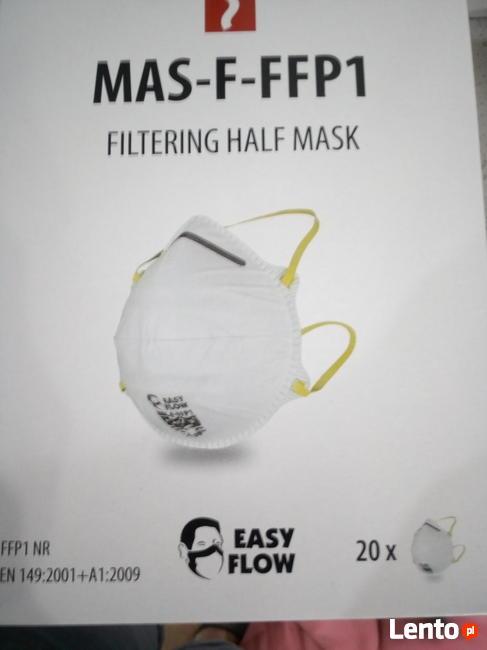 Maska maseczka BHP