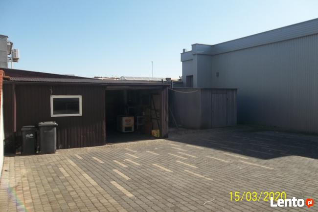Garaż Wynajmę garaż na prywatnej posesji Rybnik Mikołowska