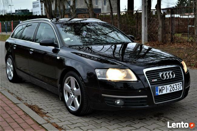 Audi A6 2.7 Diesel/ S-line/ Stan Bardzo Dobry/ Automat/ Faktura/ Tanio/ Okazja